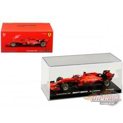 F 1 Ferrari SF 90 Austalian GP 2019 n°5 Sebastian Vettel -  Bburago  1/43 - 36814 SV - Passion Diecast