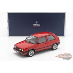 1990 Volkswagen  Golf GTI - Red - 1/18  Norev - 188438  - Passion diecast