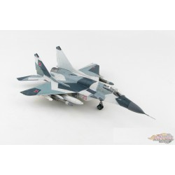 Mikoyan MiG-29SMT Fulcrum-E - Russian Air Force, Lipsetsk AB, Russia, 2012 - Hobby Master 1/72 HA6550 - Passion Diecast