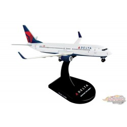 Delta Airlines Boeing 737-800 - Postage Stamp 1/300 - PS5815-3 Passion Diecast