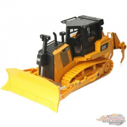 Cat D7E Track Type Tractor-  Remote Controlled - Diecast Master  1/24 -  25002 - Passion Diecast