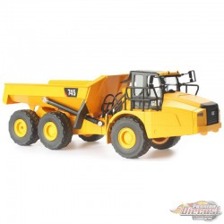 Cat 745 Articulated Truck -  Remote Controlled - Diecast Master  1/24 -  25004  - Passion Diecast