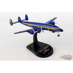 "Lockheed C-121J USN ""Blue Angels"" - L-1049G Constellation - 1/300 - PS5806-2 Passion Diecast"