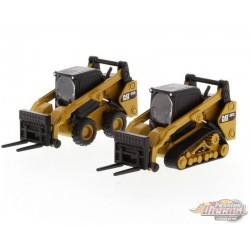 Caterpillar  Skidsteer & Compact Track Loader  - Diecast Master  1/24 -  85693 - Passion Diecast