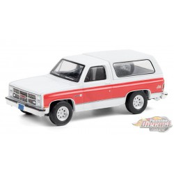 1983 GMC Jimmy - The A-Team  - Greenlight 1/64 -  44865 E  - Passion Diecast