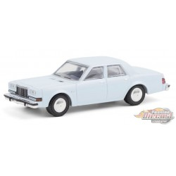 1981 Dodge Diplomat - The A-Team  - Greenlight 1/64 -  44865 D - Passion Diecast