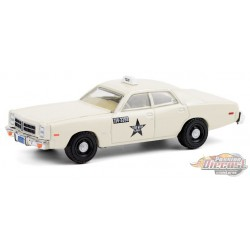 1978 Dodge Monaco Taxi - The A-Team  - Greenlight 1/64 -  44865 B - Passion Diecast