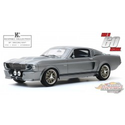 """1967 Ford Mustang """"Eleanor"""" - Gone in Sixty Seconds  Bespoke Collection By Greenlight 1/12 - 12102 - Passion Diecast"""