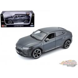 Lamborghini Urus Grey- 1-18 Bburago - 11042 GRY   Passion Diecast