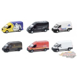 Route Runners Series 2  Assortment   greenlight 1-64  - 53020 - Passion Diecast