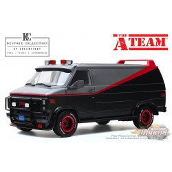 1983 GMC Vandura - The A-Team -  Bespoke Collection By Greenlight 1/12 - 12101 - Passion Diecast