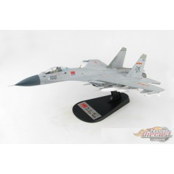 Shenyang J-15 Flying Shark / PLANAF Chinese Air Force, Carrier Shandong, 2020 - Hobby Master 1/72 - HA6405 -  Passio