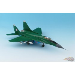 Mikoyan MiG-29 Fulcrum-A / KPAAF 57th Wing, Red 553, Oncheon AB, North Korea, 2012 - Hobby Master 1:72 HA6505 - Passion Diecast