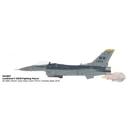 Lockheed F-16C Fighting Falcon - USAF PACAF Viper Demo Team, Komaki AB, Japan, 2019 - Hobby Master 1/72 HA3897 - Passion Diecast