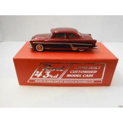 1954 Hudson Hornet Club Coupe - Brooklin 1/43 ROD. 11
