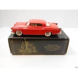 1955 Chrysler C300 Hardtop Coupe - Brooklin 1/43 BRK.19