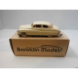 1949 Mercury 2 door Coupe - Brooklin 1/43 BRK.15