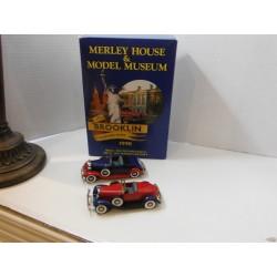 1990 Merley House & Model Museum 2nd edition - Brooklin 1/43 BRK.6A BRK.12