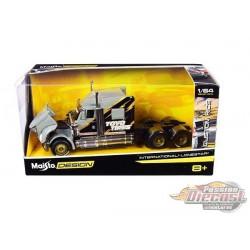 "International Lonestar Toyo Tires Black and Gray ""Custom Rigs"" -  Maisto 1/64 - 12389 E - Passion Diecast"
