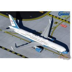 USAF Boeing 757-200 / C-32A No.80002 - Gemini Jets 1/400  - GJAFO1635 - Passion Diecast