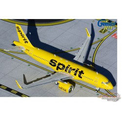 Spirit Airbus A320Neo N902NK - Gemini Jets 1/400 - GJDNKS1612 - Passion diecast