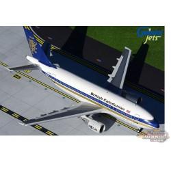 British Caledonian Airbus A310-200 G-BKWT / Gemini 200 G2BCA912 Passion Diecast