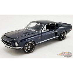 1969 FORD MUSTANG BOSS 302 STREET FIGHTER - REDLINE, ACME 1/18  - A1801842