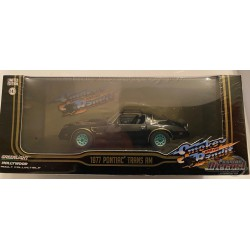 Smokey and the Bandit  - 1977 Pontiac Firebird Trans Am GREENMACHINE 1/43 86513GR