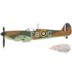 Supermarine Spitfire Mk I / RAF No.41 Sqn, Eric Lock, RAF Hornchurch, England, Battle of Britain 1940 - Hobby Master 1/48 HA7815
