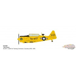 North American T-6G Texan / USAF ATC, No. 49-3477, Columbus AFB, MS, 1955 - Hobby Master 1/72 HA1526 - Passion Diecast