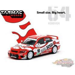 Toyota Altezza Macau Guia Race 2001 Manabu Orido - Tarmac Works  1/64 - T64-019-01MGP10  - Passion Diecast