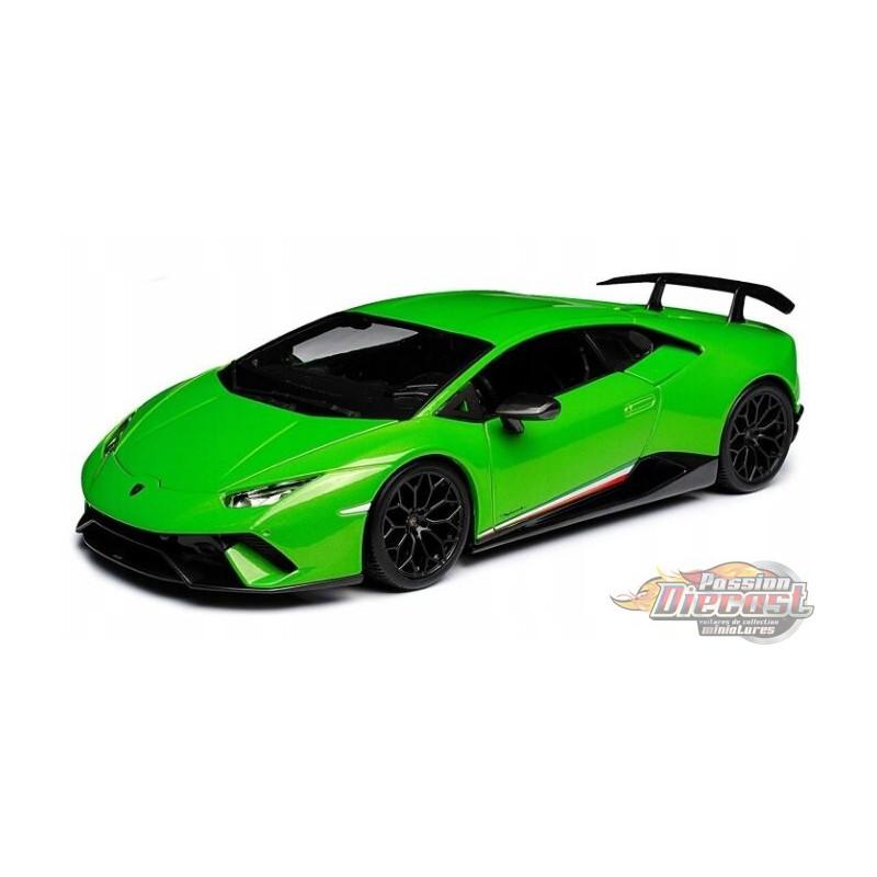MAISTO precision diecast model Lamborghini Huracan Performante Green scale 1:18