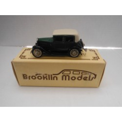 1930 Ford Model A Victoria    - Brooklin 1/43 BRK.3