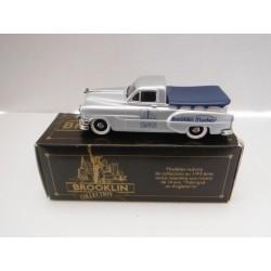 "1953 Pontiac Delivery Sedan "" not original box""    - Brooklin 1/43 BRK.31"