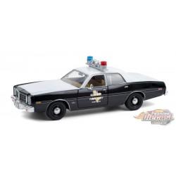 1977 Dodge Monaco - Texas Highway Patrol -  Greenlight 1/24 ,  85522 - Passion Diecast