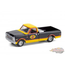 1968 Chevrolet C-10 with Toolbox - Pennzoil -  Running on Empty 12 - 1-64 greenlight - 41120 D - Passion Diecast