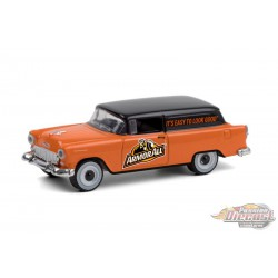 1955 Chevrolet Sedan Delivery - Armor All -  Running on Empty 12 - 1-64 greenlight - 41120 A  Passion Diecast