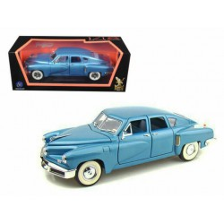 1948 Tucker  Torpedo - Blue  - 1/18 Road Signature - 92268BL
