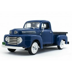 1948 Ford  F-1 Pickup Truck -  Blue - 1/18 Road Signature - 92218BL