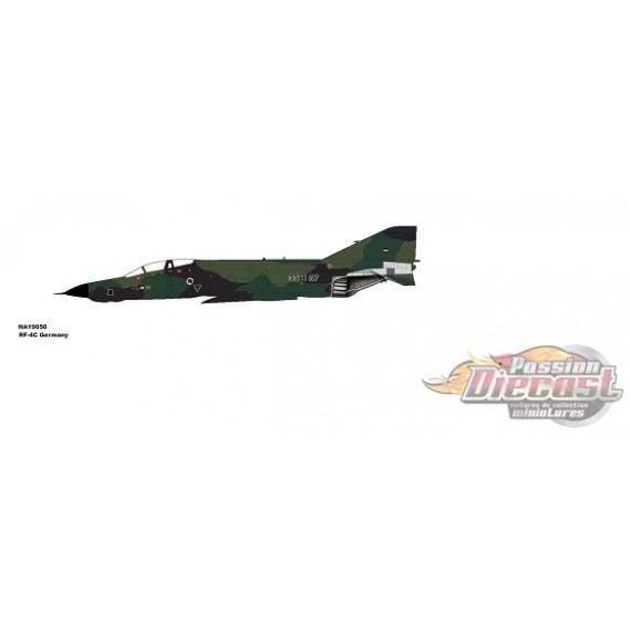 McDonnell Douglas RF-4E Phantom II / No. 35+67, AufklG 52, Luftwaffe, Leck 1992 - Hobby Master 1/72 HA19050 - Passion Diecas