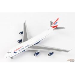 British Airways  Boeing 747-400 G-CIVN /  Gemini jets 1/400  GJBAW1934 Passion Diecast