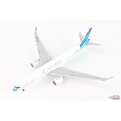 "Garuda Indonesia Airbus A330-900neo PK-GHG ""AYO PAKAI MASKER"" - Gemini Jets 1/400 - GJGIA1961 -  Passion Diecast"