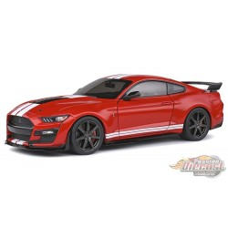 2020 SHELBY MUSTANG GT500 FAST TRACK - Solido  1/18 S1805903