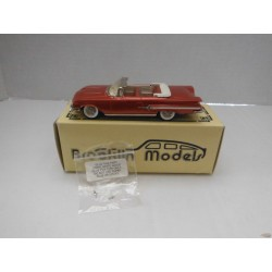 1960 Chevrolet Impala convertible 1/200    - Brooklin 1/43 BRK.61x