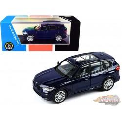 BMW X5 (G05) Tanzanite Blue  -  Para64  - PA-55182  Passion Diecast