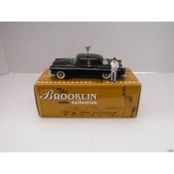1955 Chrysler 300c with figurine and trophee  - Brooklin 1/43 BRK.19a
