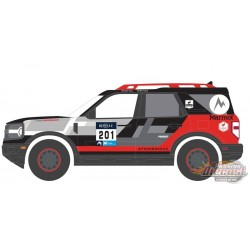 2021 Ford Bronco Sport Rebelle Rally Winner - Ford Performance - Running on Empty 13 - 1/64 Greenlight - 41130 F