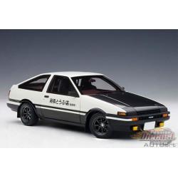 Toyota Sprinter Trueno (AE86)  Project D  Final Version - Autoart 1/18 - 78799 - Passion Diecast
