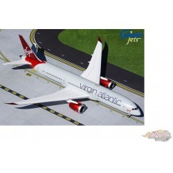 Boeing 787-9 Virgin Atlantic G-VZIG - Gemini 1/ 200 G2VIR907 - Passion Diecast