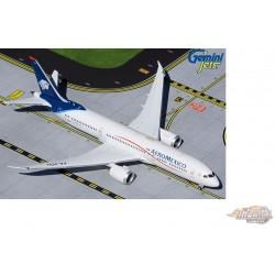 Boeing 787-9 Aeromexico XA-ADH - Gemini 1/ 400 GJAMX1964 - Passion Diecast